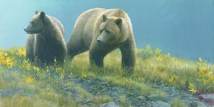 Robert Bateman Alaska Light