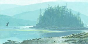 Robert Bateman Along the Coast 1