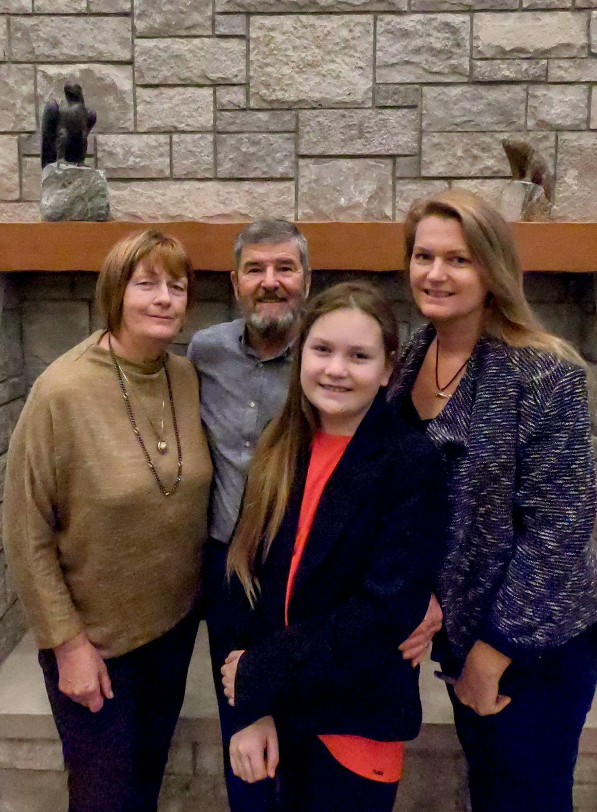 family photo Sept 18 2020