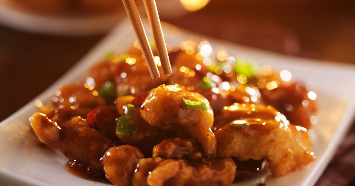 White Rock Chinese Food