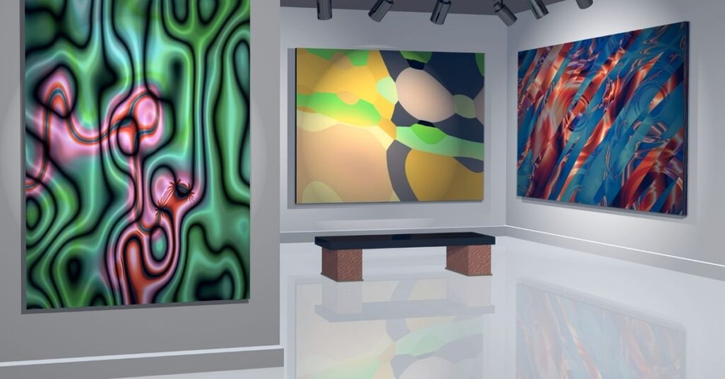 art terminology gallery image