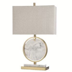 Ulster Gold Table Lamp