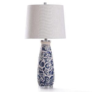Maris Blue Table Lamp