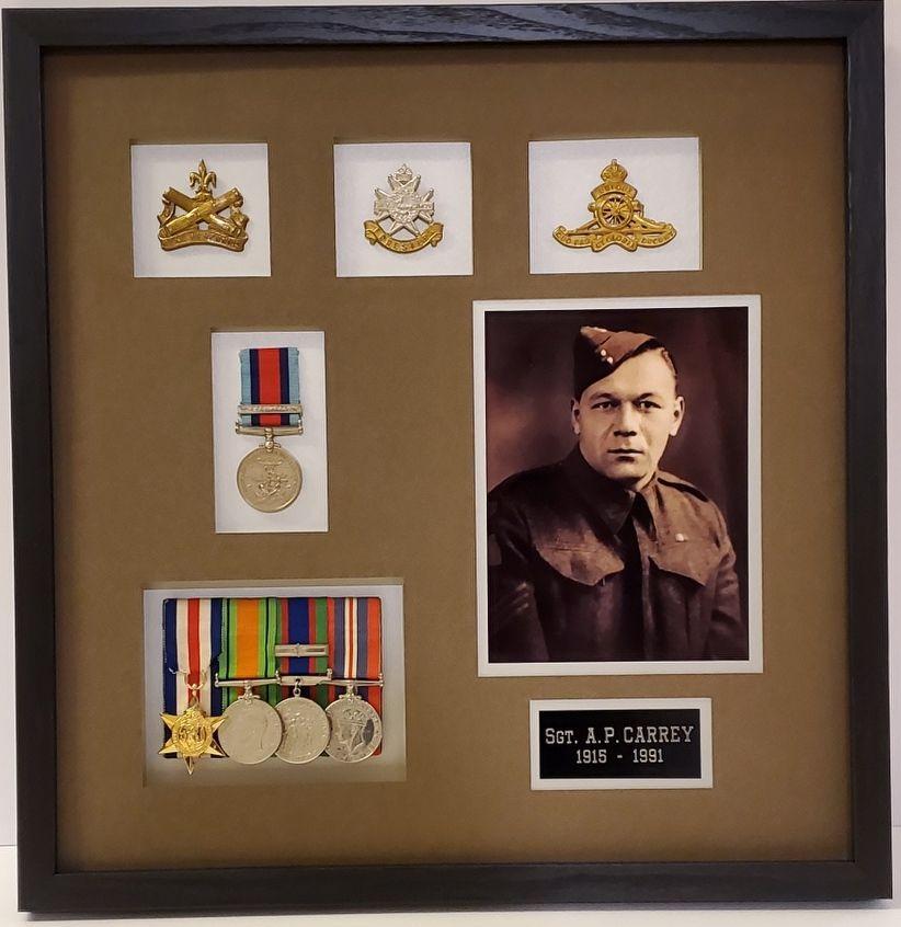 Military honours